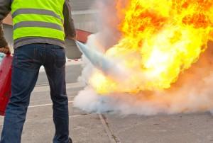 Formation Sécurité incendie - Groupe ACN