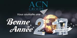Groupe ACN Bonne année